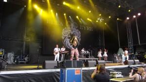 Nejvíce Ellu proslavila píseň ve spolupráci s Rudimental, Waiting All Night!