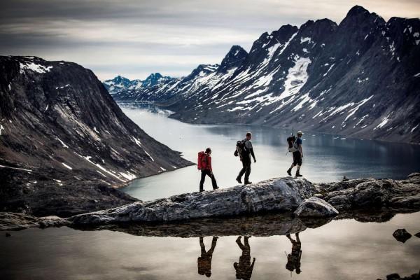 hiking-along-the-edge-near-tiniteqilaaq-visit-greenland